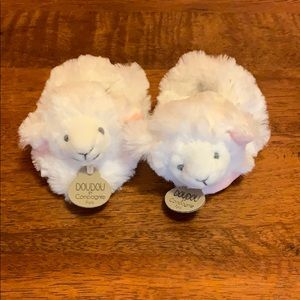Other - Adorable Newborn Baby Rattle Slippers